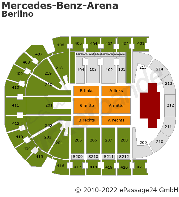 Adele tickets mercedes benz arena ehem o2 world for Mercedes benz tickets