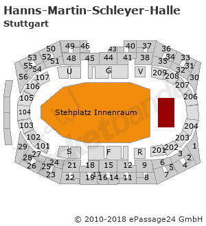 tickets f r alle veranstaltungen hanns martin schleyer halle stuttgart de. Black Bedroom Furniture Sets. Home Design Ideas
